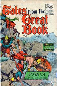 Cover Thumbnail for Tales from the Great Book (Eastern Color, 1955 series) #2