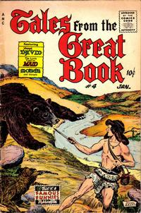 Cover Thumbnail for Tales from the Great Book (Eastern Color, 1955 series) #4