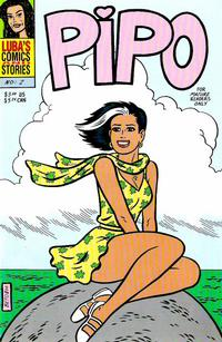 Cover Thumbnail for Luba's Comics and Stories (Fantagraphics, 2000 series) #2