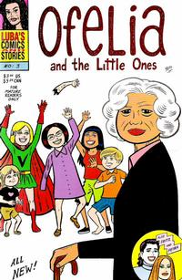 Cover Thumbnail for Luba's Comics and Stories (Fantagraphics, 2000 series) #3