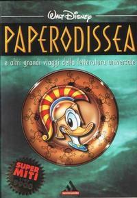 Cover Thumbnail for Paperodissea e altri grandi viaggi della letteratura universale (Arnoldo Mondadori Editore, 1999 series) #13
