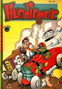 Cover Thumbnail for Humdinger (Novelty / Premium / Curtis, 1946 series) #v1#1 [1]