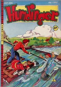 Cover Thumbnail for Humdinger (Novelty / Premium / Curtis, 1946 series) #v1#2 [2]