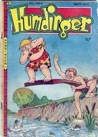 Cover Thumbnail for Humdinger (Novelty / Premium / Curtis, 1946 series) #v1#3 [3]