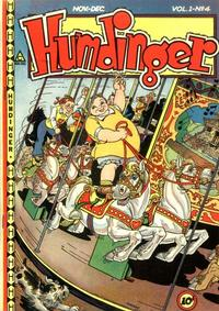 Cover for Humdinger (Novelty / Premium / Curtis, 1946 series) #v1#4 [4]