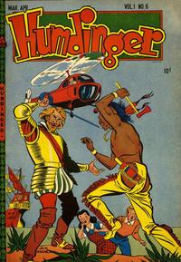 Cover Thumbnail for Humdinger (Novelty / Premium / Curtis, 1946 series) #v1#6 [6]