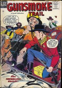 Cover Thumbnail for Gunsmoke Trail (Farrell, 1957 series) #1