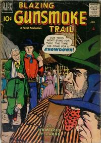 Cover Thumbnail for Gunsmoke Trail (Farrell, 1957 series) #4