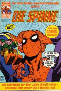 Cover Thumbnail for Die Spinne (Condor, 1980 series) #1
