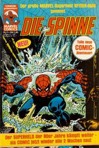 Cover Thumbnail for Die Spinne (Condor, 1980 series) #2