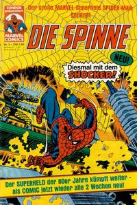 Cover Thumbnail for Die Spinne (Condor, 1980 series) #3