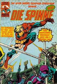 Cover Thumbnail for Die Spinne (Condor, 1980 series) #4