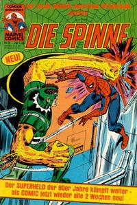 Cover Thumbnail for Die Spinne (Condor, 1980 series) #5