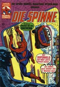 Cover Thumbnail for Die Spinne (Condor, 1980 series) #11