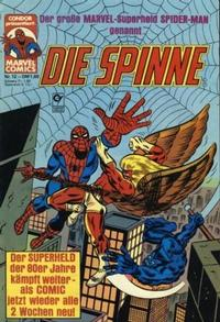 Cover Thumbnail for Die Spinne (Condor, 1980 series) #12