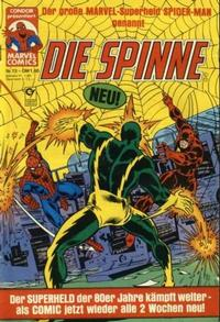 Cover Thumbnail for Die Spinne (Condor, 1980 series) #13