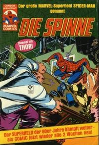 Cover Thumbnail for Die Spinne (Condor, 1980 series) #14