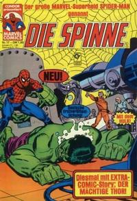 Cover Thumbnail for Die Spinne (Condor, 1980 series) #17