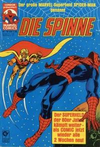 Cover Thumbnail for Die Spinne (Condor, 1980 series) #18