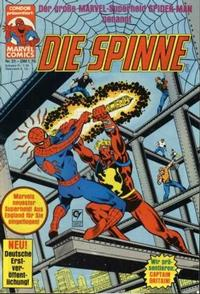 Cover Thumbnail for Die Spinne (Condor, 1980 series) #31