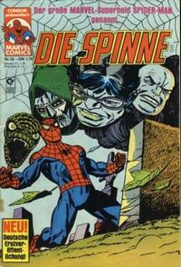 Cover Thumbnail for Die Spinne (Condor, 1980 series) #32