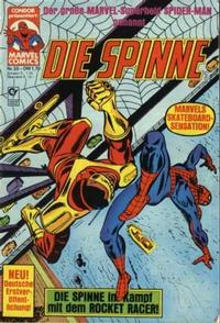 Cover Thumbnail for Die Spinne (Condor, 1980 series) #33