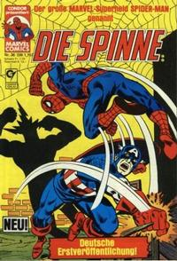 Cover Thumbnail for Die Spinne (Condor, 1980 series) #36