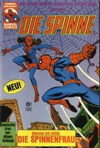 Cover Thumbnail for Die Spinne (Condor, 1980 series) #37