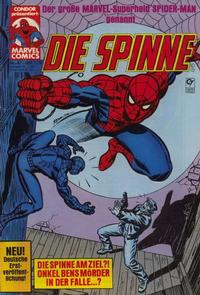 Cover Thumbnail for Die Spinne (Condor, 1980 series) #47