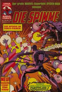 Cover Thumbnail for Die Spinne (Condor, 1980 series) #48