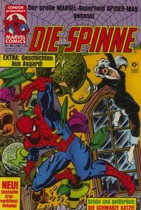 Cover Thumbnail for Die Spinne (Condor, 1980 series) #49