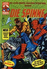 Cover Thumbnail for Die Spinne (Condor, 1980 series) #51