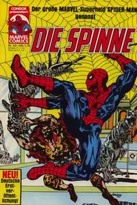 Cover Thumbnail for Die Spinne (Condor, 1980 series) #53