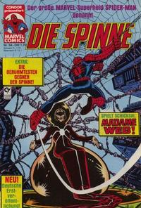 Cover Thumbnail for Die Spinne (Condor, 1980 series) #54