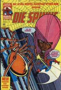 Cover Thumbnail for Die Spinne (Condor, 1980 series) #57