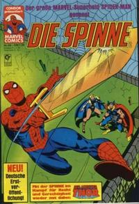 Cover Thumbnail for Die Spinne (Condor, 1980 series) #64