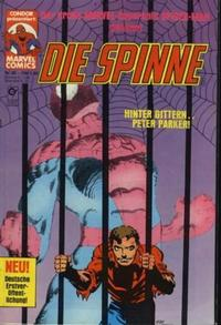 Cover Thumbnail for Die Spinne (Condor, 1980 series) #65
