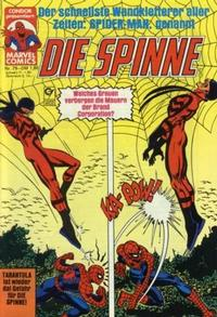 Cover Thumbnail for Die Spinne (Condor, 1980 series) #79