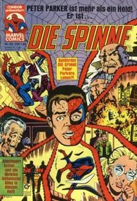 Cover Thumbnail for Die Spinne (Condor, 1980 series) #83