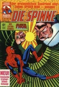 Cover Thumbnail for Die Spinne (Condor, 1980 series) #97