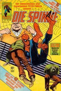 Cover Thumbnail for Die Spinne (Condor, 1980 series) #105