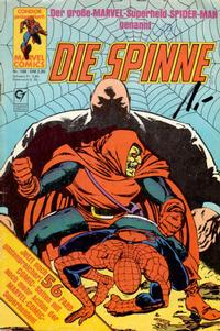 Cover Thumbnail for Die Spinne (Condor, 1980 series) #108