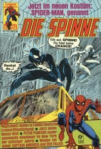Cover Thumbnail for Die Spinne (Condor, 1980 series) #113