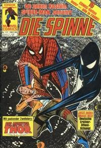 Cover Thumbnail for Die Spinne (Condor, 1980 series) #117