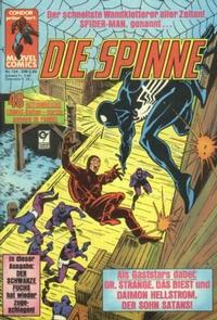 Cover Thumbnail for Die Spinne (Condor, 1980 series) #124
