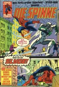 Cover Thumbnail for Die Spinne (Condor, 1980 series) #131