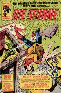 Cover Thumbnail for Die Spinne (Condor, 1980 series) #132