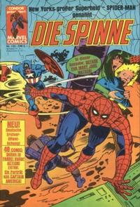 Cover Thumbnail for Die Spinne (Condor, 1980 series) #133