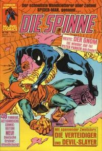 Cover Thumbnail for Die Spinne (Condor, 1980 series) #136