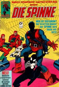 Cover Thumbnail for Die Spinne (Condor, 1980 series) #152